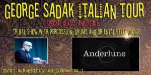 George Sadak Italian tour